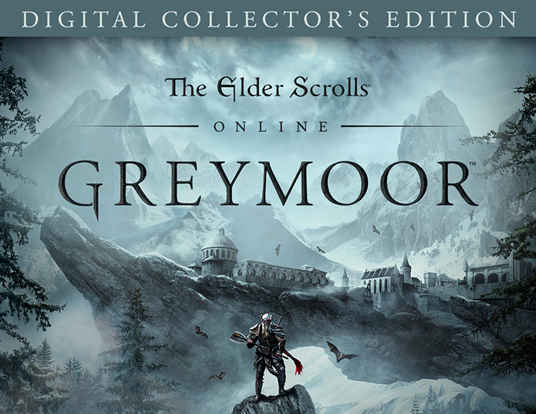 The Elder Scrolls Online: Greymoor - Digital Collector's Edition (Предзаказ) (Steam)
