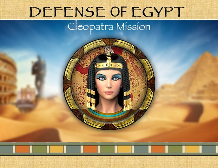 Defense of Egypt: Cleopatra Mission (PC) фото