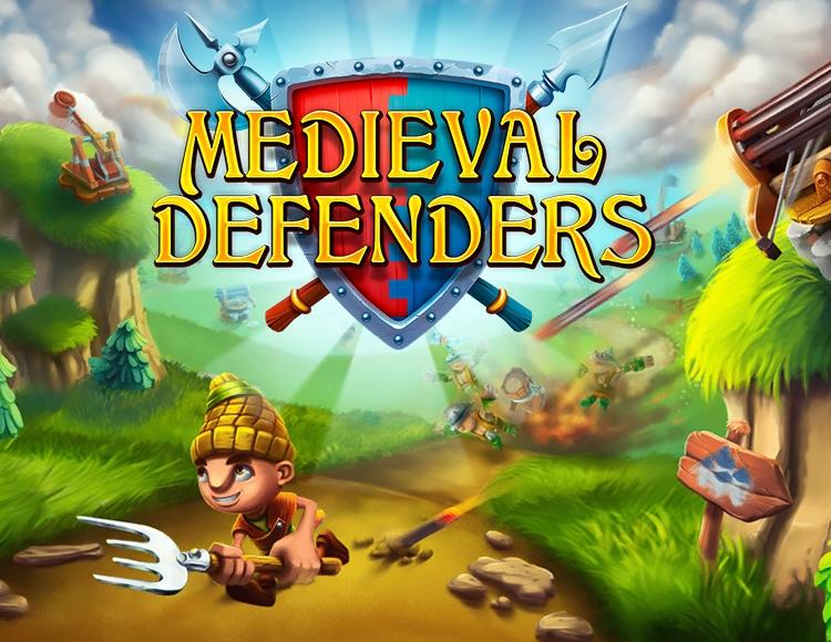 Medieval Defenders (PC) фото
