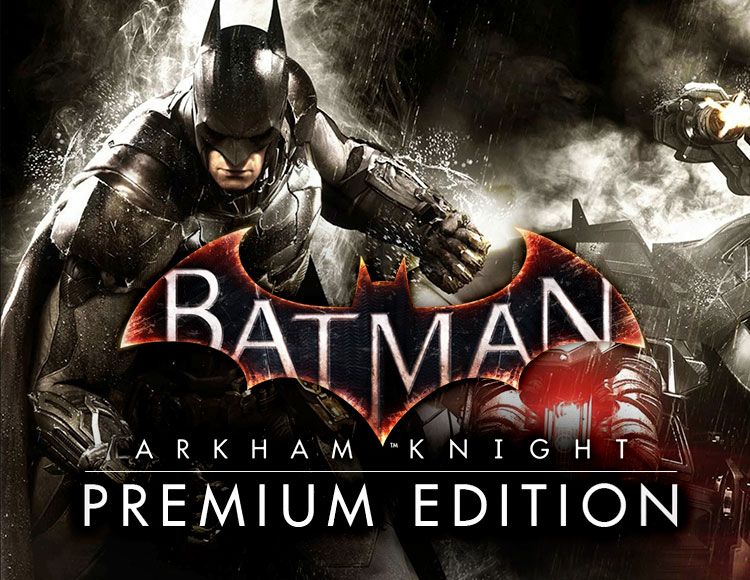 Batman: Arkham Knight Premium Edition (PC) фото
