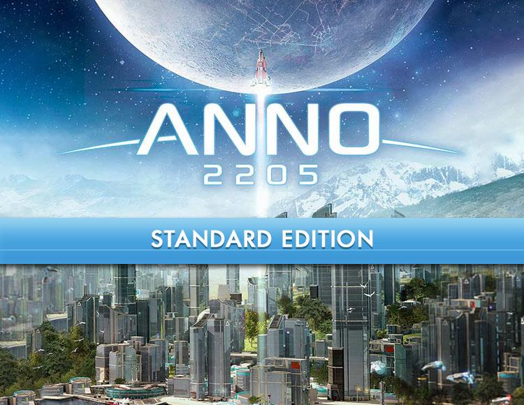 Anno 2205 Standard Edition (PC) фото