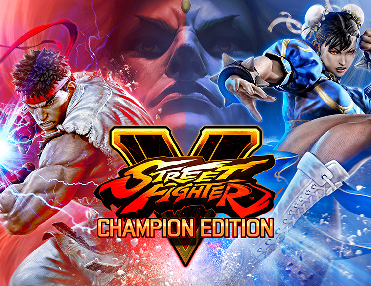Street Fighter V - Champion Edition Upgrade Kit (PC) фото