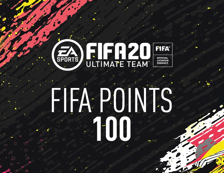 Набор 100 FIFA 20 Points (PC) фото
