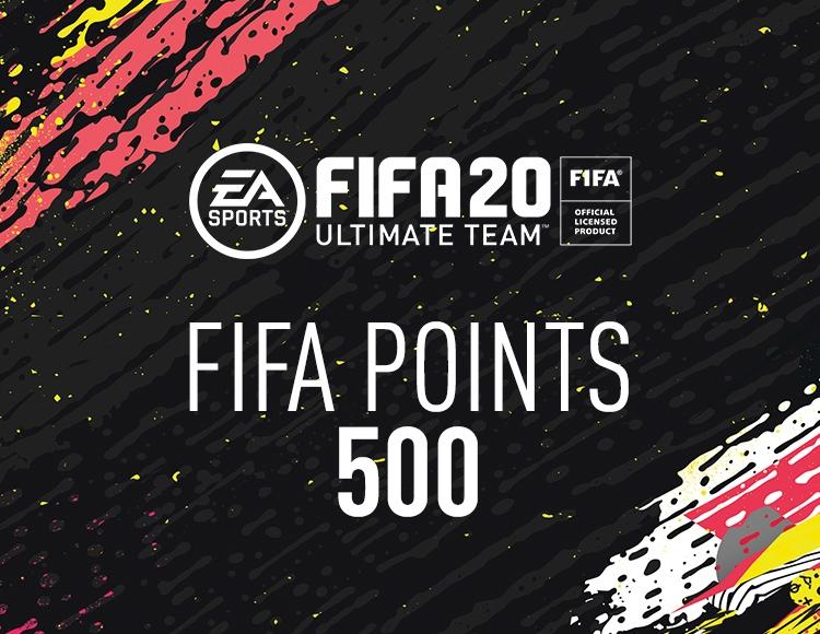 Набор 500 FIFA 20 Points (PC) фото