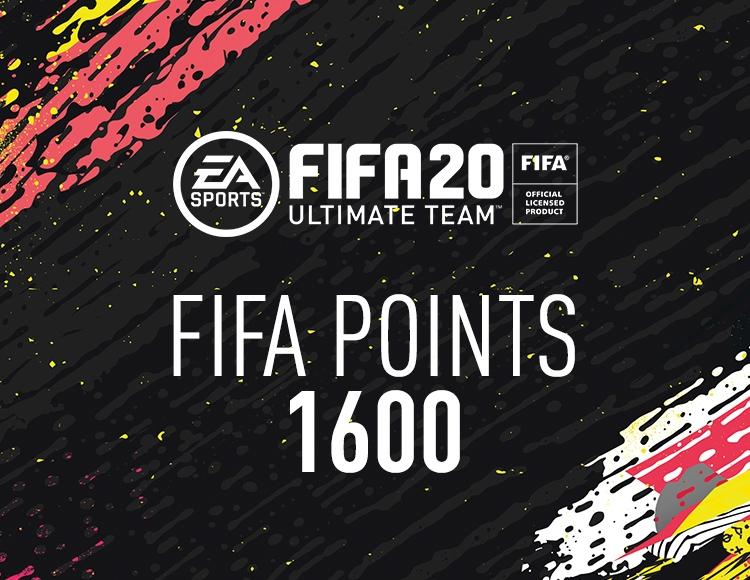 Набор 1600 FIFA 20 Points (PC) фото