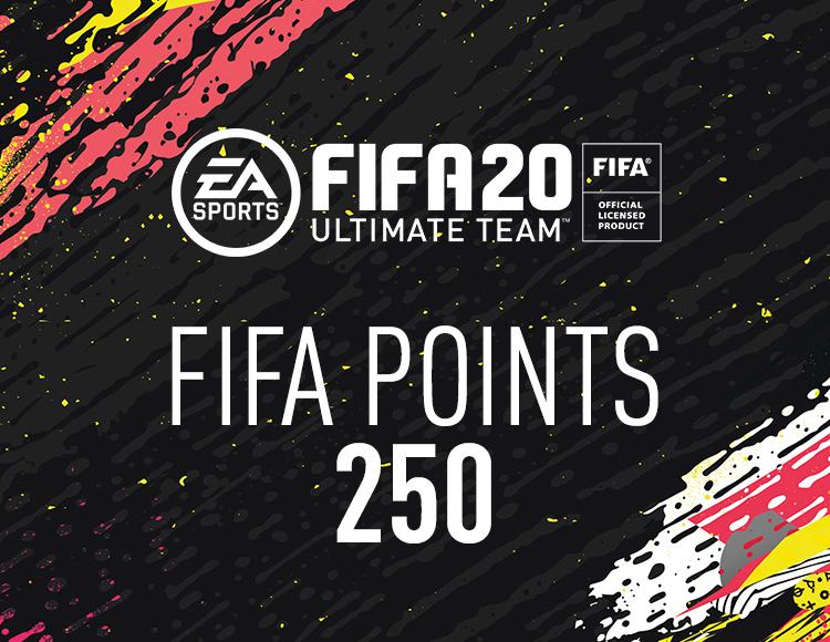 Набор 250 FIFA 20 Points (PC) фото