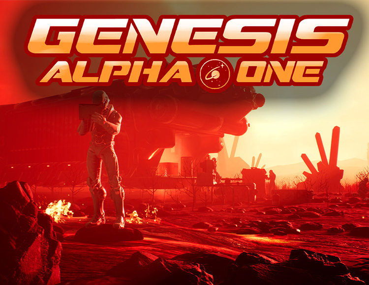 Genesis Alpha One Deluxe Edition (PC) фото
