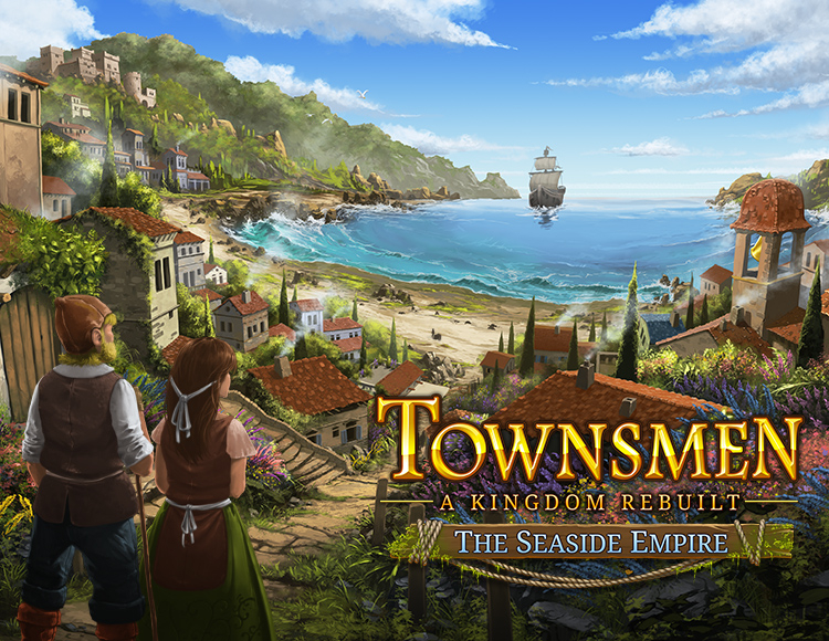 Townsmen - A Kingdom Rebuilt: The Seaside Empire (PC) фото