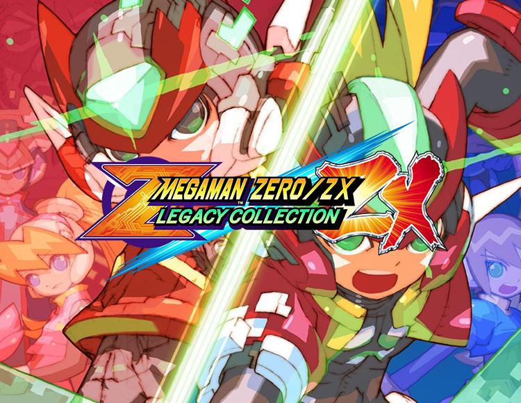 Mega Man Zero/ZX Legacy Collection (PC) фото