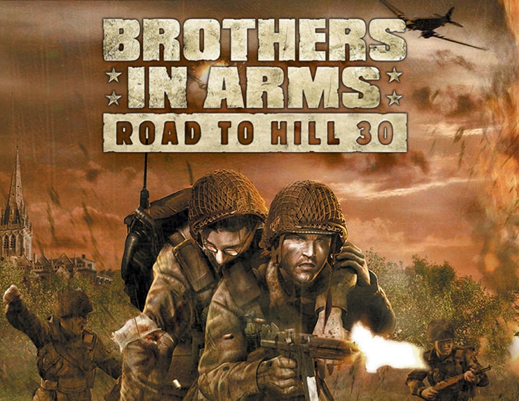 Купить Brothers In Arms: Road To Hill 30 (Pc)