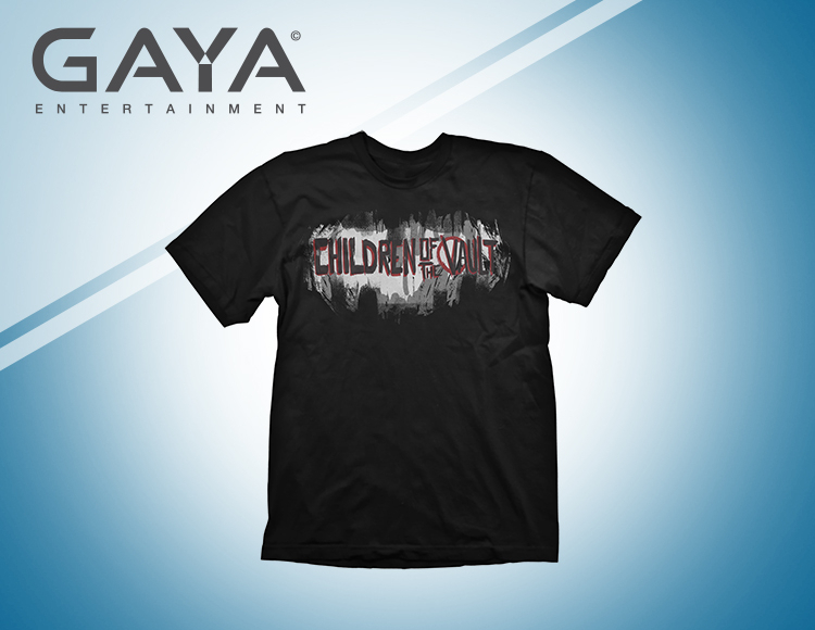 Мужская футболка Borderlands 3 Children of the Vault (Размер S) фото