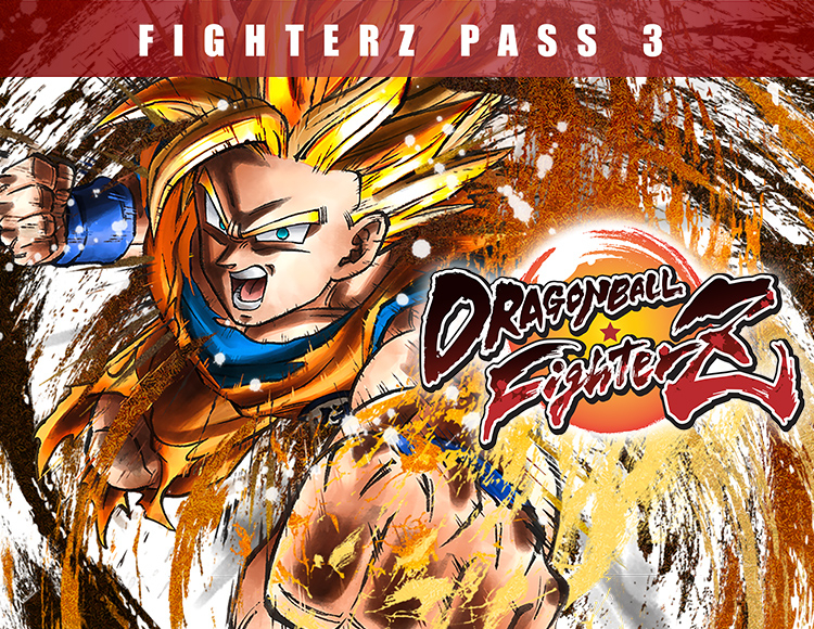 DRAGON BALL FIGHTERZ - FighterZ Pass 3 (PC) фото