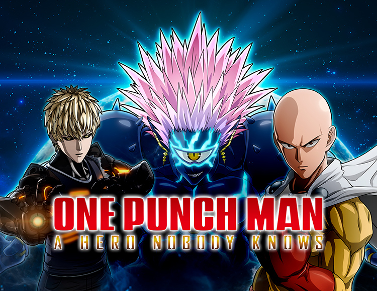 ONE PUNCH MAN: A HERO NOBODY KNOWS (PC) фото