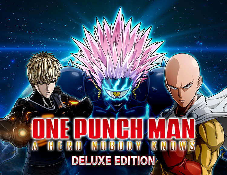 ONE PUNCH MAN: A HERO NOBODY KNOWS Deluxe Edition (PC) фото