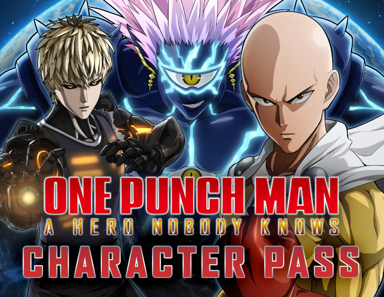 ONE PUNCH MAN: A HERO NOBODY KNOWS Character Pass (PC) фото