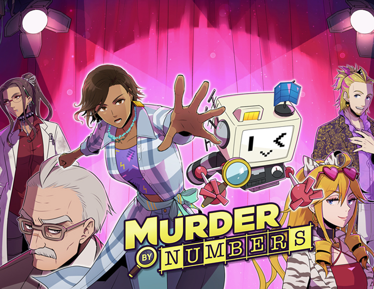 Murder by Numbers (PC) фото