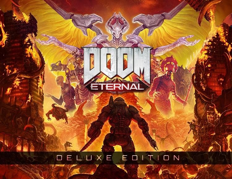 DOOM Eternal Deluxe Edition (PC) фото