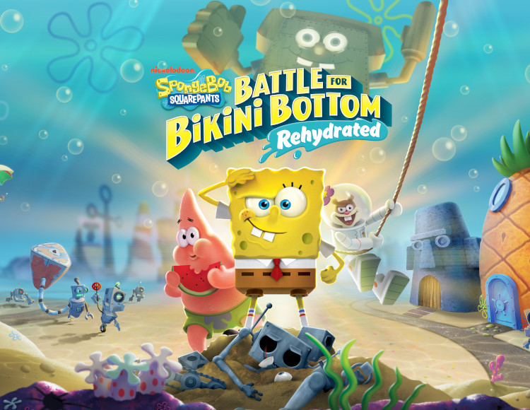 SpongeBob SquarePants: Battle for Bikini Bottom – Rehydrated (Предзаказ)