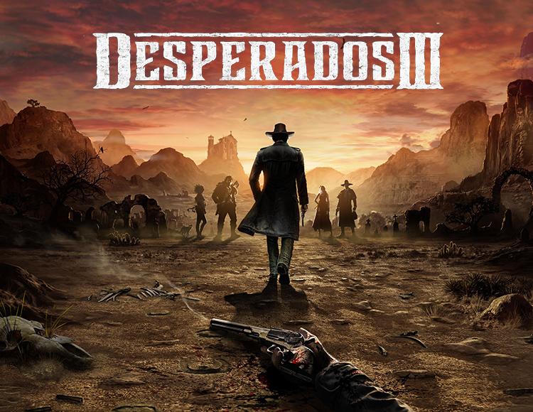 Desperados III Digital Deluxe Edition (Предзаказ)