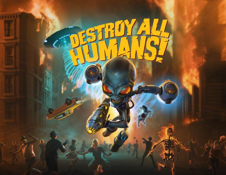 Destroy All Humans (Предзаказ)