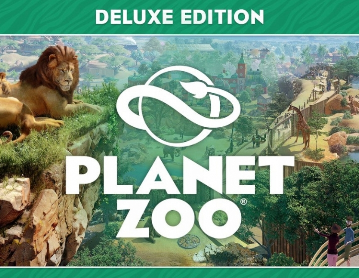 Купить Planet Zoo: Deluxe Edition (PC)