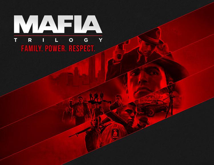 Mafia Trilogy (Steam) (Предзаказ) (PC) фото