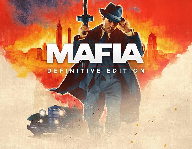 Mafia Definitive Edition (Steam) (Предзаказ)