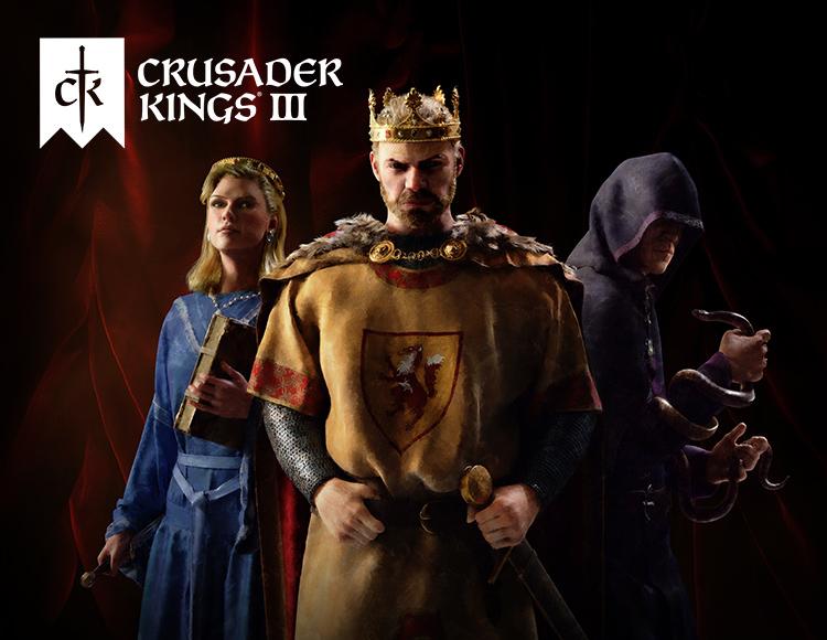 Crusader Kings III (Предзаказ)