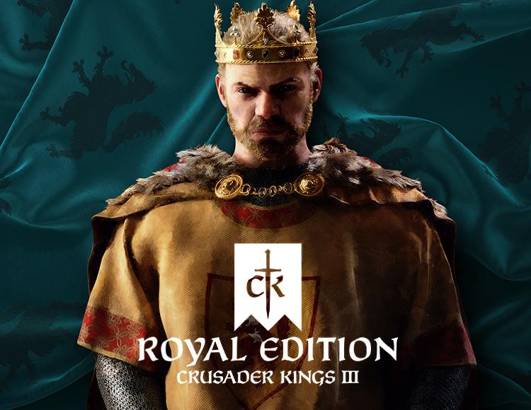 Crusader Kings III - Royal Edition (Предзаказ)