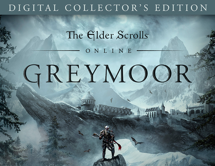 The Elder Scrolls Online: Greymoor - Digital Collector's Edition (Bethesda Launcher)
