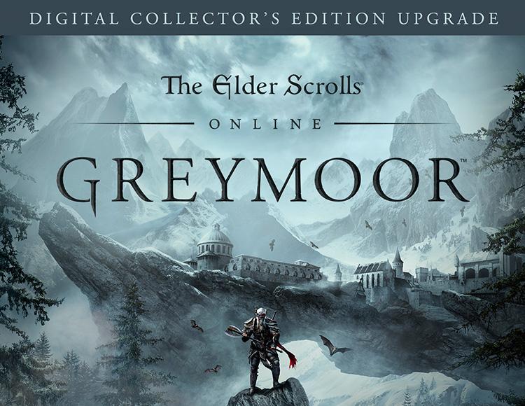 The Elder Scrolls Online: Greymoor - Digital Collector's Edition Upgrade (Bethesda Launcher)