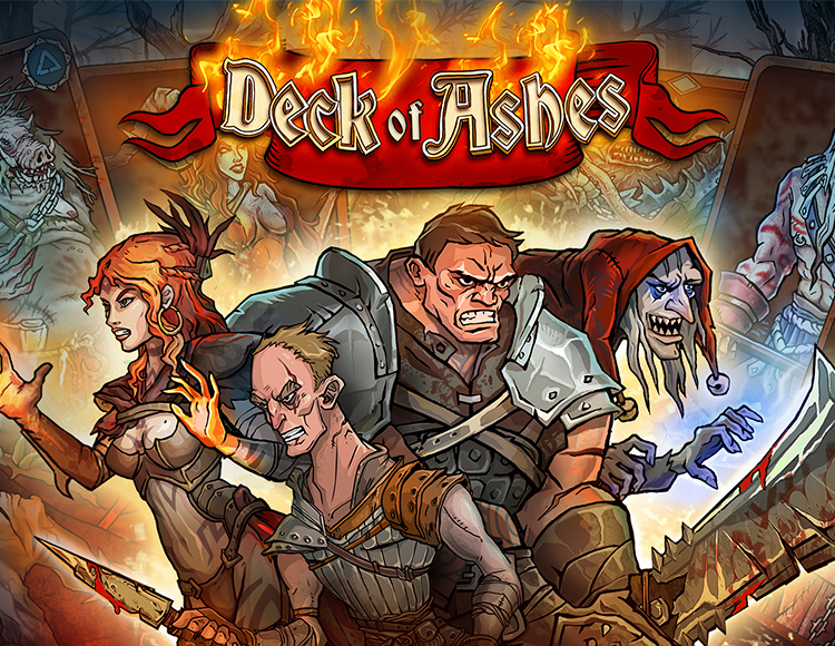Deck of Ashes (Предзаказ)