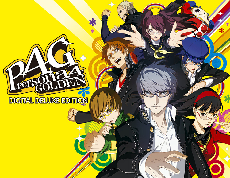 Persona 4 Golden: Deluxe Edition