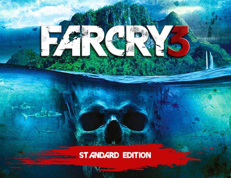 Far Cry 3: Стандартное издание