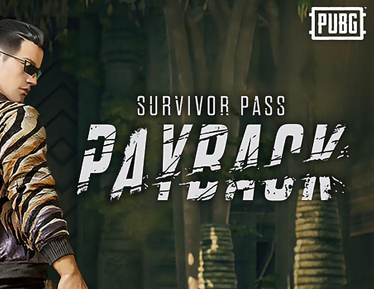 PLAYERUNKNOWN'S BATTLEGROUND - Survivor Pass: Payback