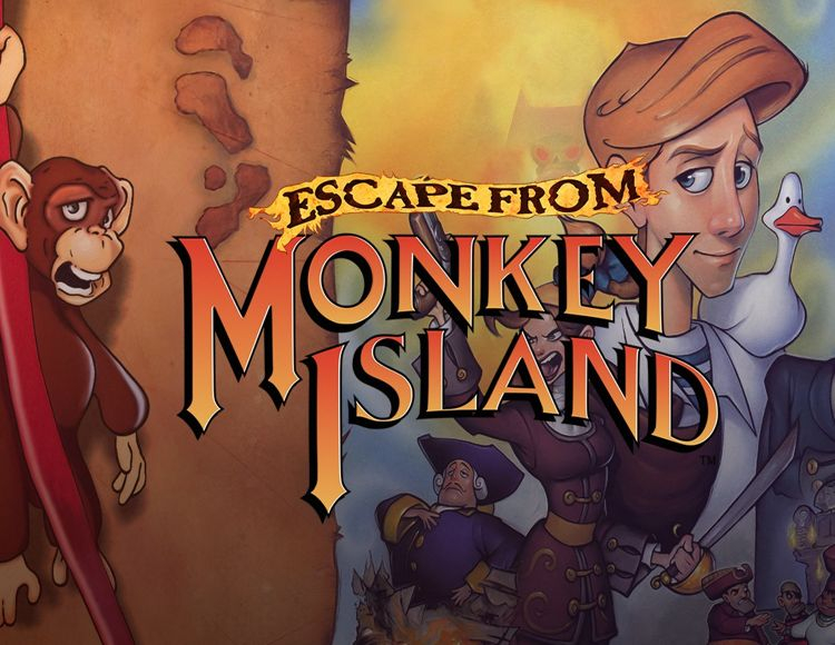 Escape from Monkey Island™