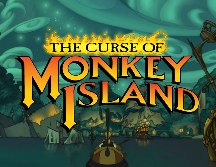 The Curse of Monkey Island