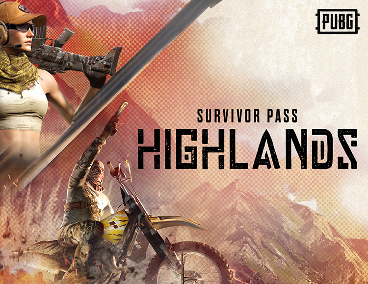 PLAYERUNKNOWN'S BATTLEGROUNDS - Survivor Pass: Highlands