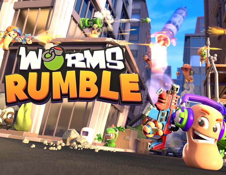 Worms Rumble (Предзаказ)
