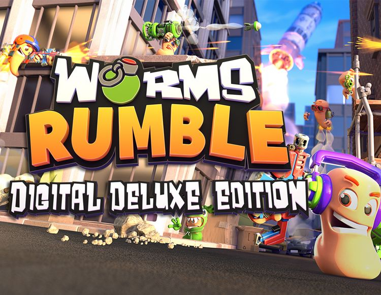 Worms Rumble Deluxe Edition (Предзаказ)