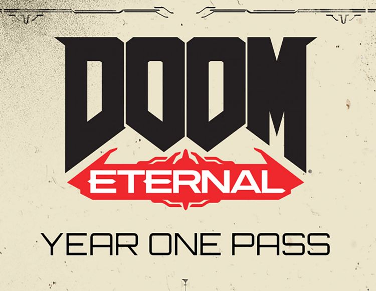 DOOM Eternal Year One Pass
