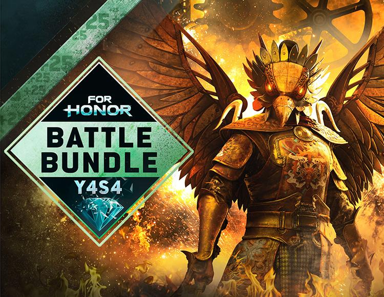 For Honor Y4S4 Battle Bundle