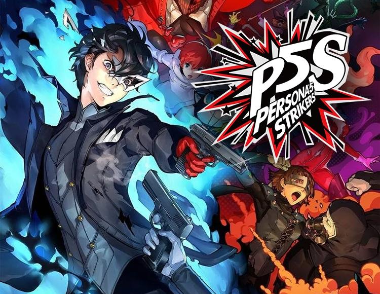 Persona 5 Strikers (Pre Order)