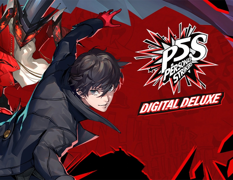Persona 5 Strikers - Deluxe Edition (Pre Order)