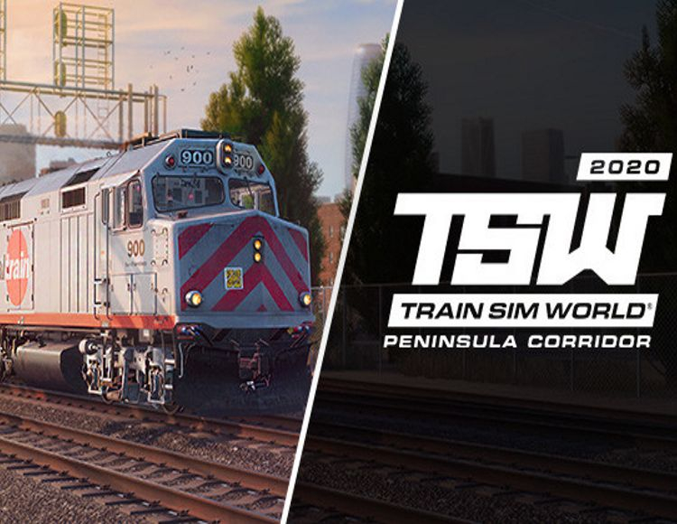 Train Sim World Peninsula Corridor San Francisco - San Jose Route Add-On
