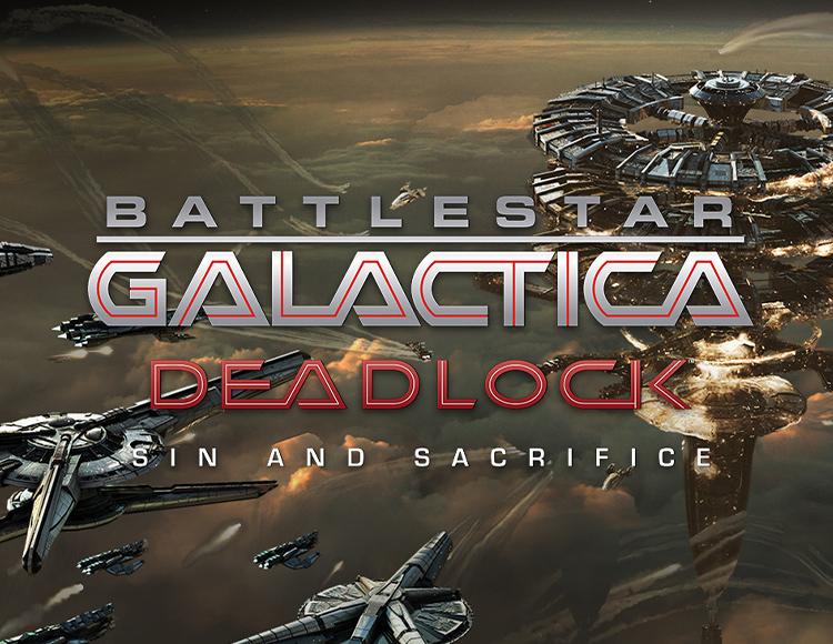 Battlestar Galactica Deadlock: Sin and Sacrifice