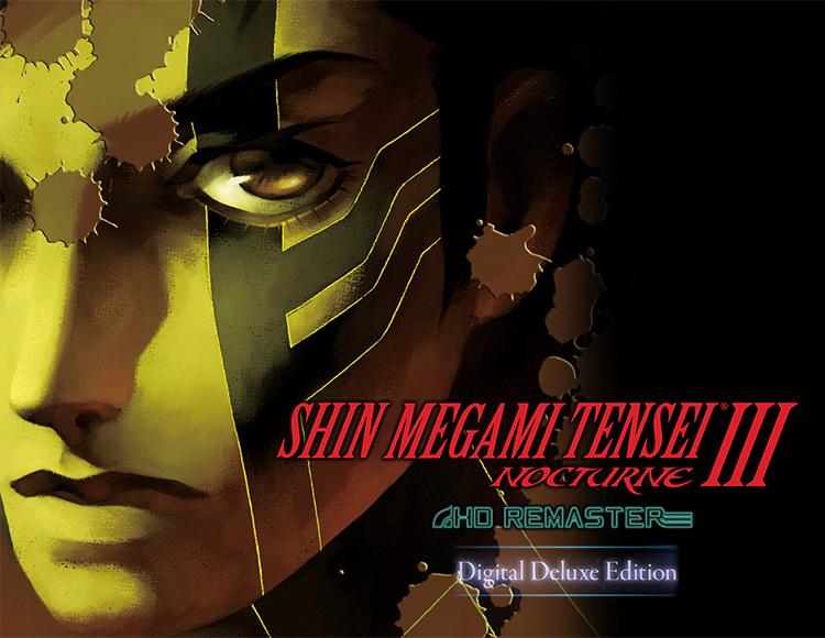 Shin Megami Tensei III Nocture HD Remaster Deluxe Edition (Предзаказ)